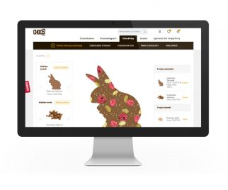 Realizacja e-commerce choc&play