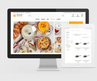 Realizacja E-Commerce dla Tadar - sklep internetowy