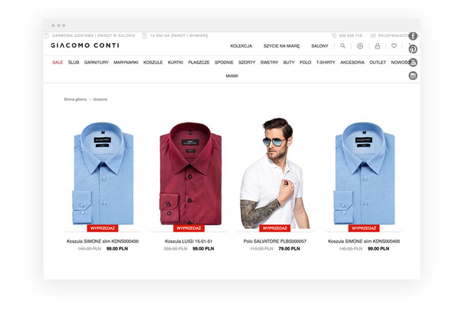 Wdrożenie E-commerce w branży fashion
