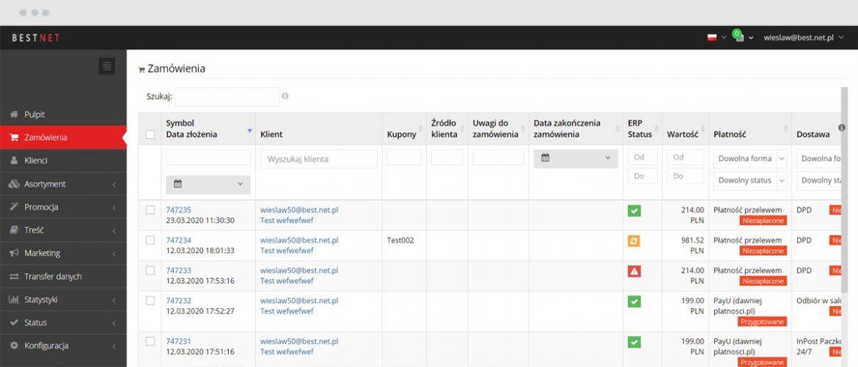 Monitorowanie statusu synchronizacji